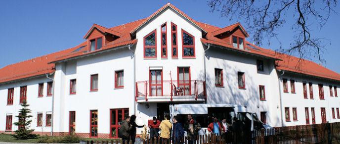 Wohnheim Für Menschen Mit Behinderung Bischofswerda Sachsen Wohnheim